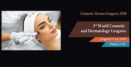 Save the Date: 3rd World Cosmetic and Dermatology Congress
