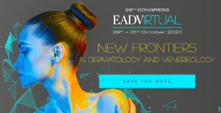 Marque na sua agenda: EADV Virtual Congress